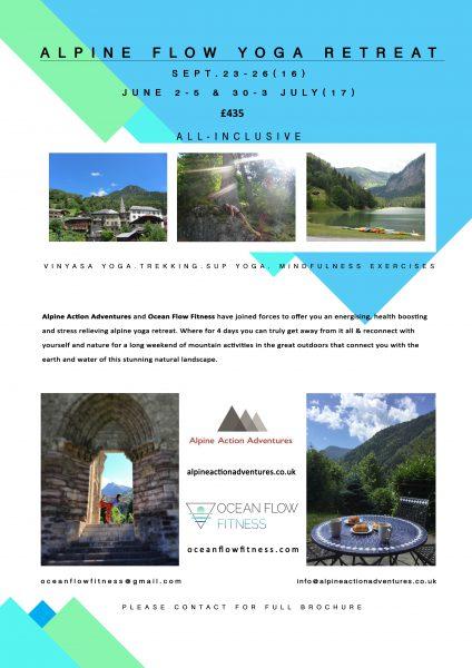 Alpine Flow Flyer.Sept June July