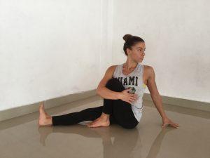 marichyasana 3 benefits and steps  ocean flow fitness