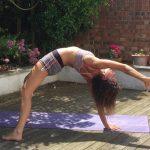 20 minute energising yoga flow