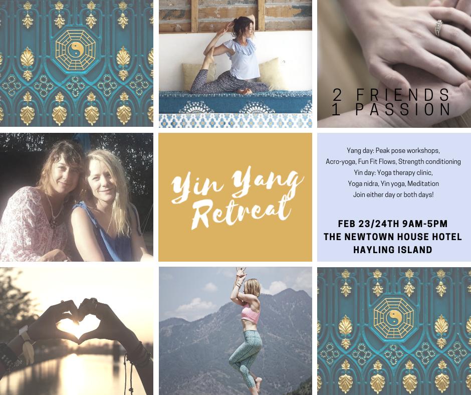 Yin Yang Yoga Retreat