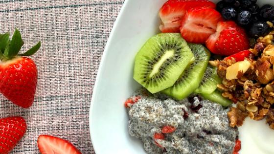 Breakfast-Buddha-Bowl for good gut health