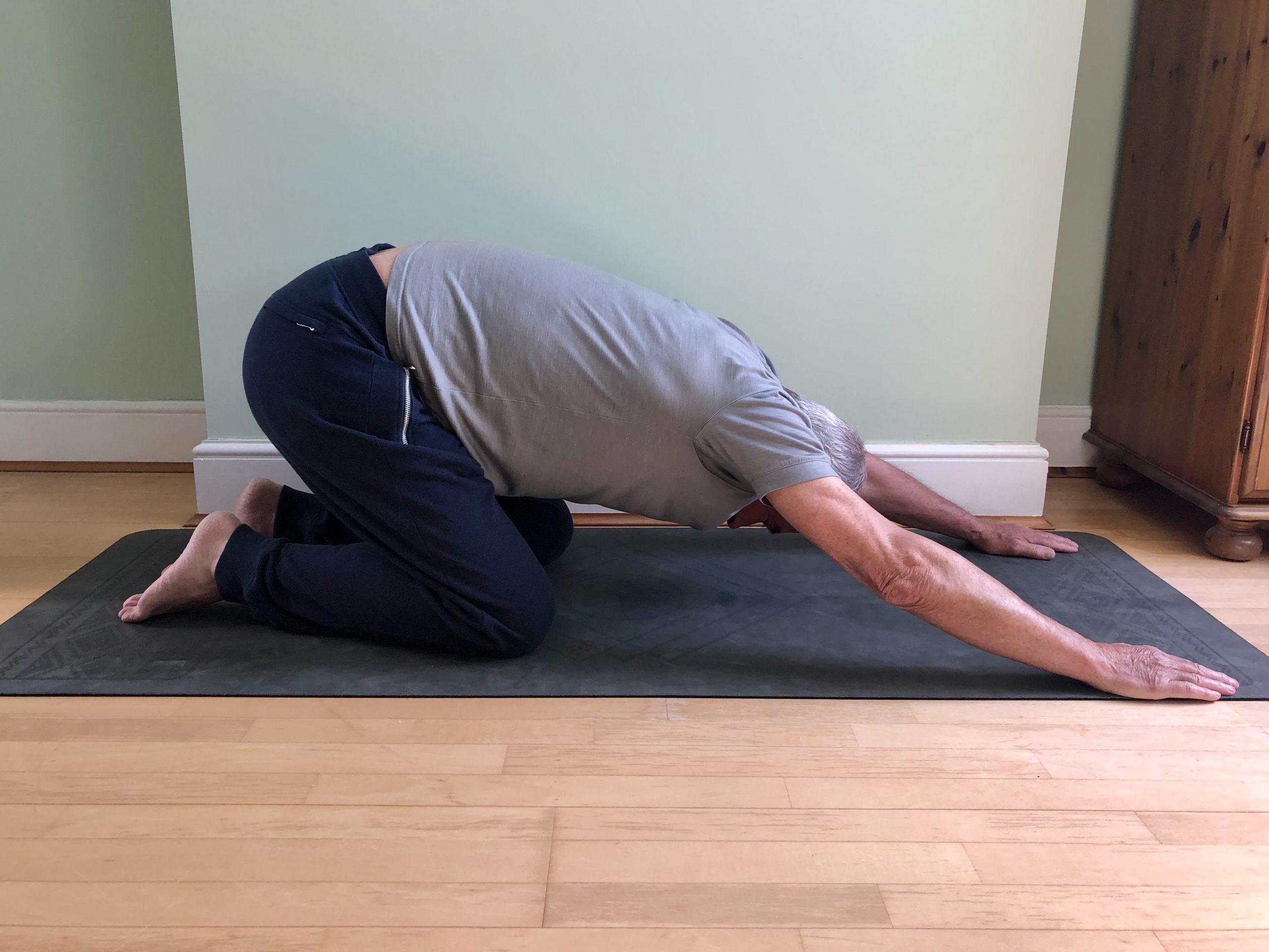 Yoga For Men Over 50 Or Just Very Creaky Ocean Flow Fitness