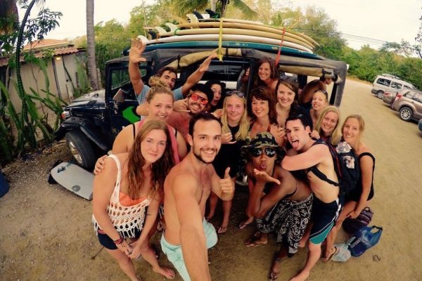 How to learn to surf - Go to a surf camp