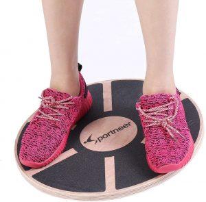 Balance board for stability training