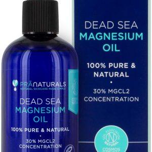 Dead sea natural magnesium oil