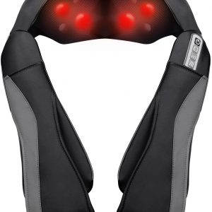 shiatsu 2 in one back and shoulder massager