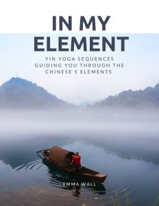 In My Element Yin yoga guide and sequencing