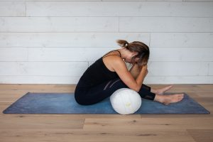 water element yin yoga sequence  ocean flow fitness