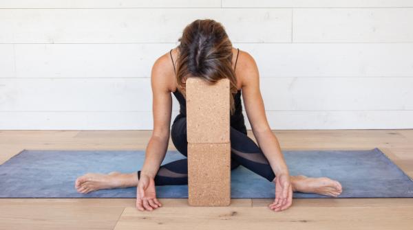 Yin yoga poses for the Wood Element TCM